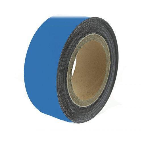 Mágnesszalag 10 m, kék matt