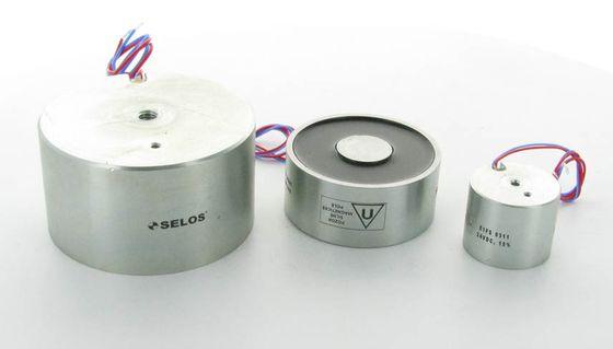 Rögzítő elektromágnesek állandő mágnessel